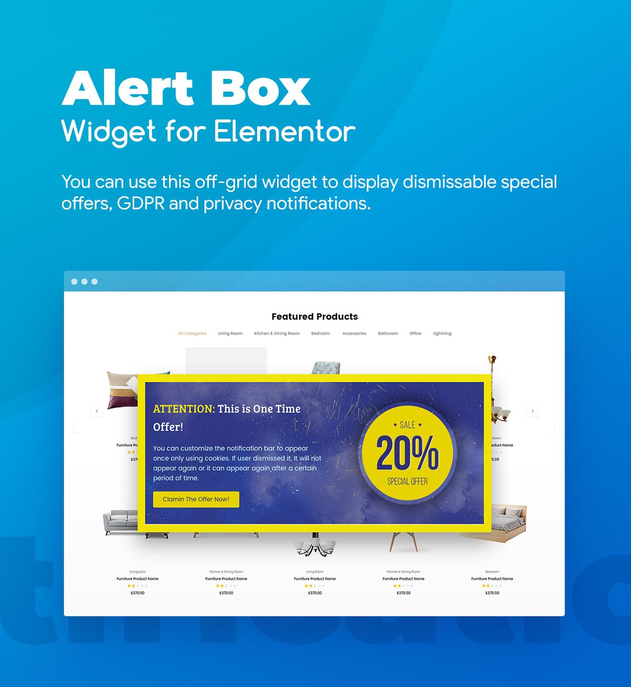 Premium Off-Grid Widgets for Elementor - 2
