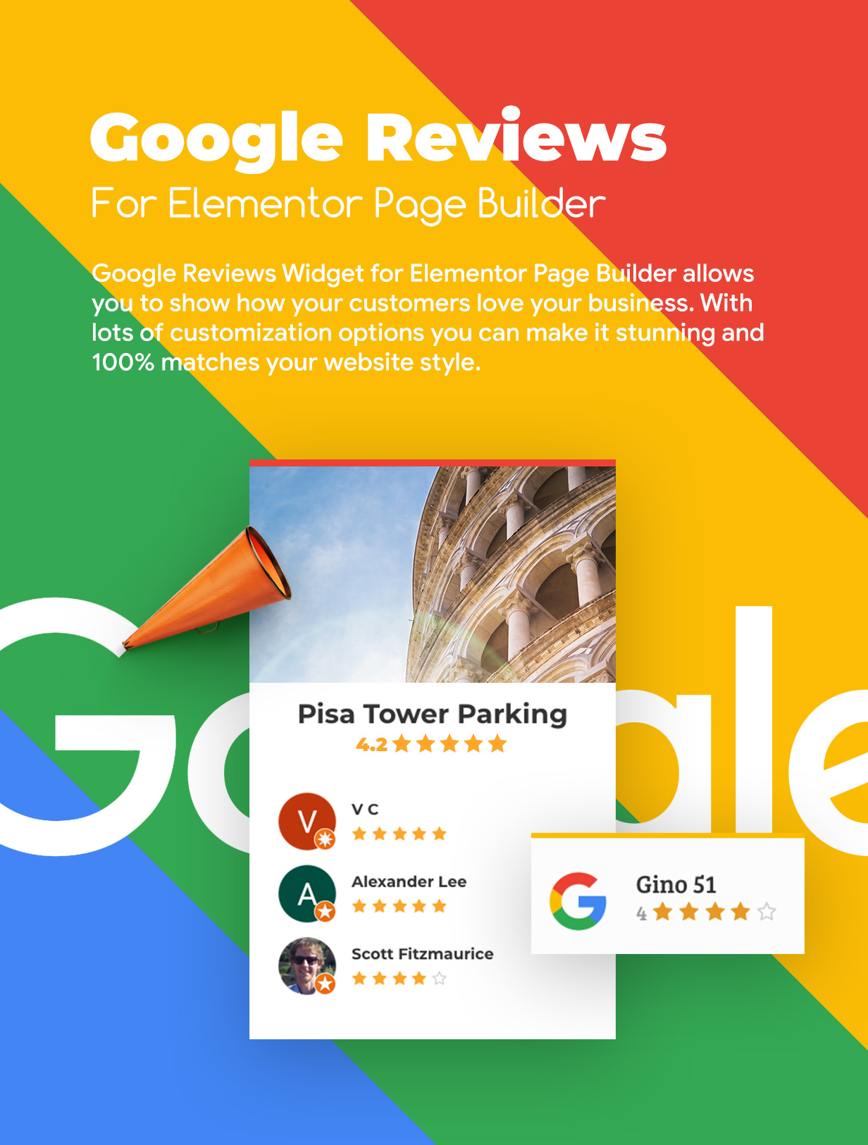 Premium Reviews & Testimonials Widgets for Elementor - 2