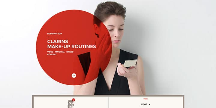 La Fabrique de-Mai flat web design trends