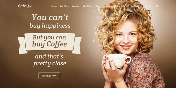 Wiz Responsive WordPress Theme
